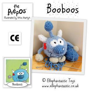 Win A Booboos Sensory Monster from The Peepos Collection