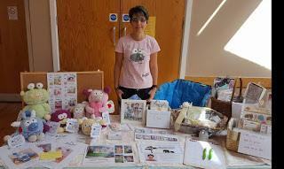 First Craft stall in years!