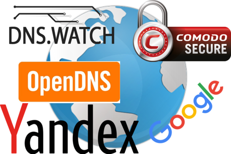 Free and Public Best DNS Servers (Secure and Safe)