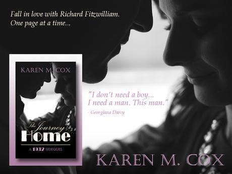 SPOTLIGHT ON ... THE JOURNEY HOME BY KAREN M. COX