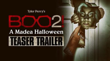 'BOO 2! A MADEA HALLOWEEN' OFFICIAL TEASER TRAILER IS HERE -WATCH NOW!