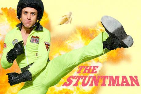 Nathan Lang lost 2 Edinburgh Fringe venues but stayed a sketchy stuntman