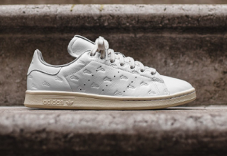 An American, French and German Triune:  Adidas Consortium X Alife + Starcrow Stan Smith Sneaker