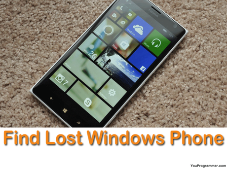How to Find My Lost Windows Phone!