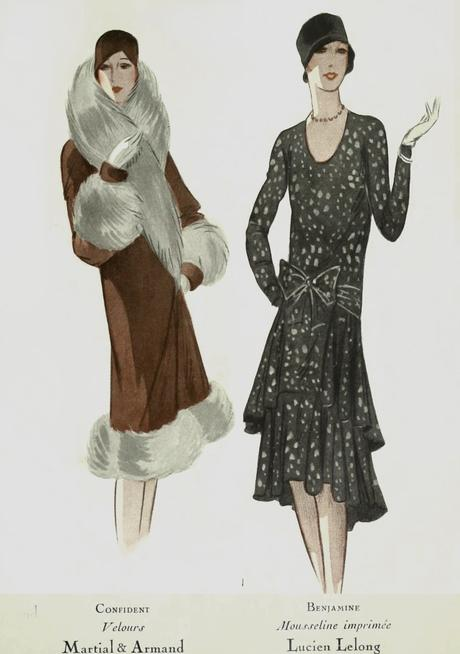 1920s Fashion - Lucien Lelong