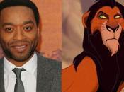 Chiwetel Ejiofor Talks Voice Scar Disney's Lion King