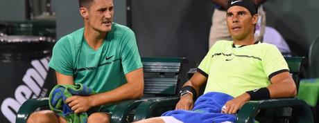 Don't Throw In The Towel Just Because You Have A Weaker Doubles Partner
