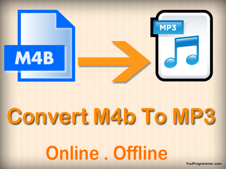 How to Convert M4b To MP3