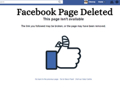 Delete Facebook Page Steps