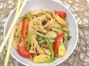 Heart Asian Noodle Salad