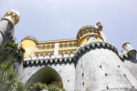 Traveling to…Palácio da Pena
