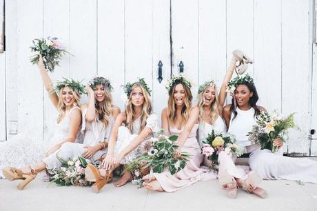 10 Ways To Keep Your Bridal Party Happy