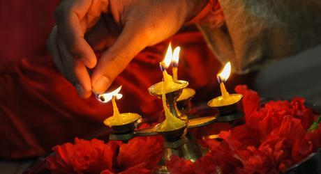 How to Celebrate Diwali During Your India Tour