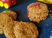 Vegan Banana Oatmeal Cookies Babies