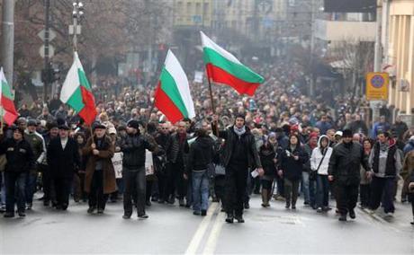 Democratic Backsliding in Bulgaria