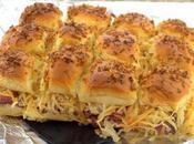 Pastrami Reuben Sliders #TailgateParty