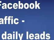 Free Facebook Traffic- Daily Leads
