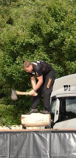 Stihl Timbersports and Countryfile Live