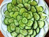 Saint Martha Cucumber Salad