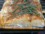 Saint Kateri Tekakwitha Cedar Planked Salmon