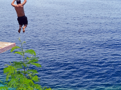 Cliff Diving Panglao