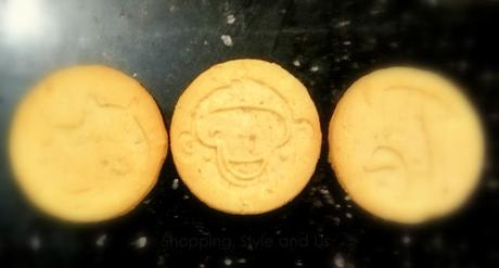 Cookies made of whole wheat and preservative free. A perfect option for kids. Faces of animals make it more interesting.