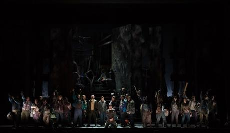 Voices in 'Siege' Set Glimmerglass Stage Spinning