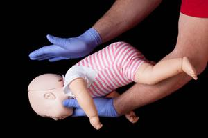 Child Care – What to do if a baby is choking