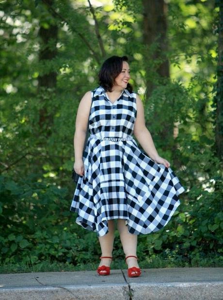 What I Wore: Hermès and Gingham