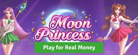 Play'n GO The Moon Princess Slot play for real money