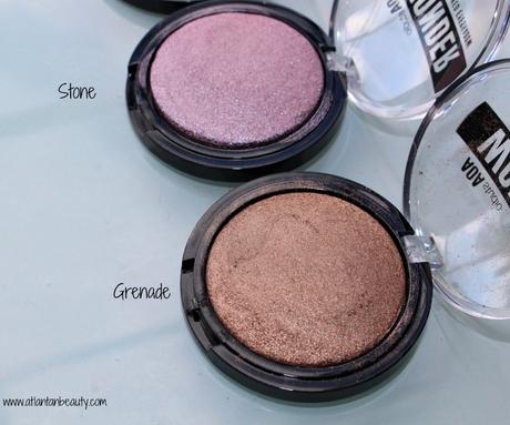 AOA Studio Wonder Baked Eyeshadows
