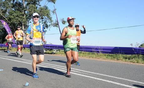 The 92nd Comrades Marathon, Act 1
