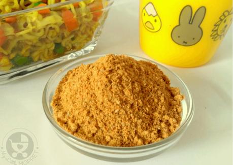 DIY Maggi Taste Maker Recipe