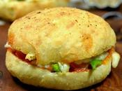 Burger Pizza Dominos Style Recipe