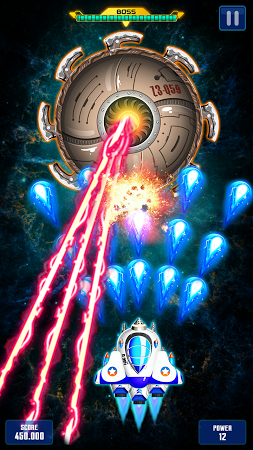 Space Shooter : Galaxy Shooting
