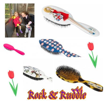 For those extra pretty touches – Rock & Ruddle