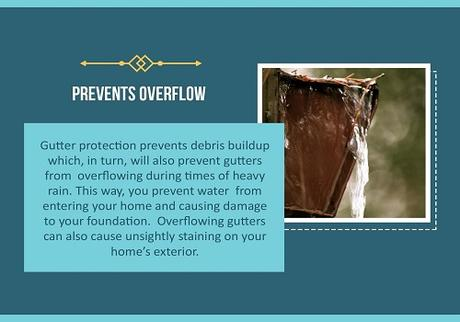Gutter Protection: Why Your Home Needs It