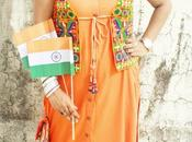 India Independence Day: Ethnic Color OOTD