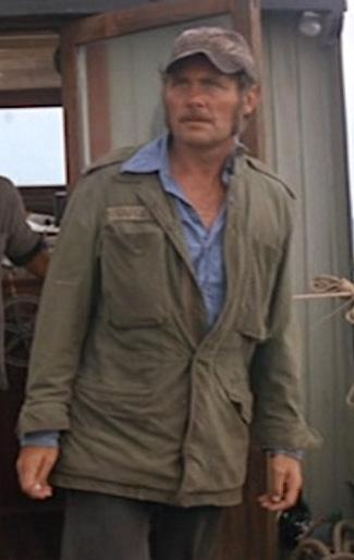 Jaws Robert Shaw As Quint Paperblog