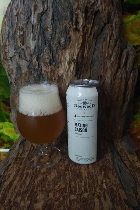 Mating Saison – Dogwood Brewing (Callister Brewing)
