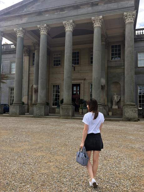 Hello Freckles Wynyard Hall Hotel Spa Review Blogger