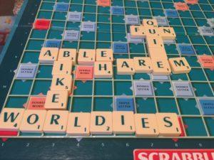 World(l)y wise: when footballspeak produces a winning Scrabble move