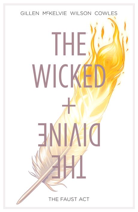 A #Cartoon & #ComicBook Tour Of #London No.10: The Wicked + The Divine @kierongillen @McKelvie @Avatarpress 