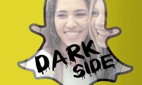 snapchat dark side