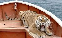 THE TIGER IN THE LIFEBOAT, by Christa Carmen