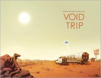 Void Trip #1 First Look Preview 1