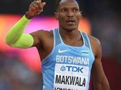 Most Popular Athlete IAAF 2017 Isaac Makwala Again
