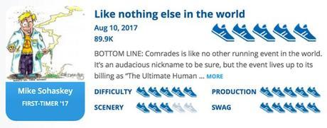 The 92nd Comrades Marathon, Act 2