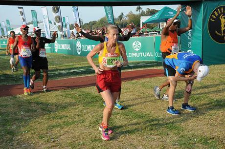 The 92nd Comrades Marathon, Act 2