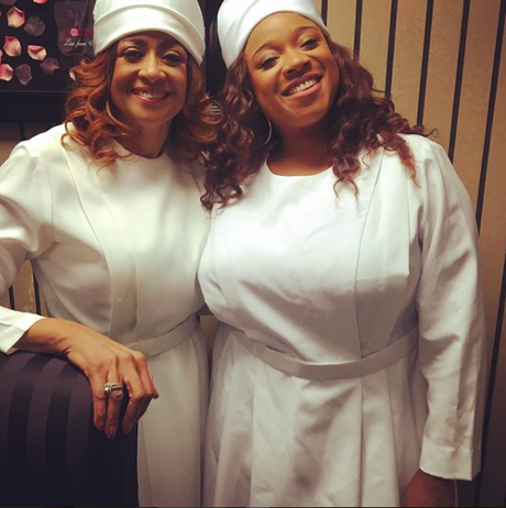 Gospel Recording Artist Kierra Sheard Is Now Evangelist Kierra Sheard